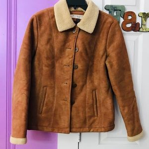 Maurices suede jacket